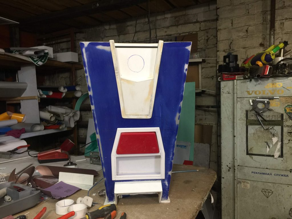 Claptrap Borderlands 3 Hand Made