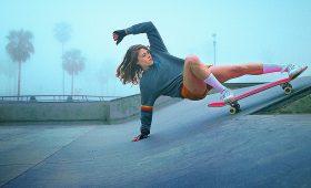 Девушка этой пятницы: отвязная скейтерша Сьерра Прескотт