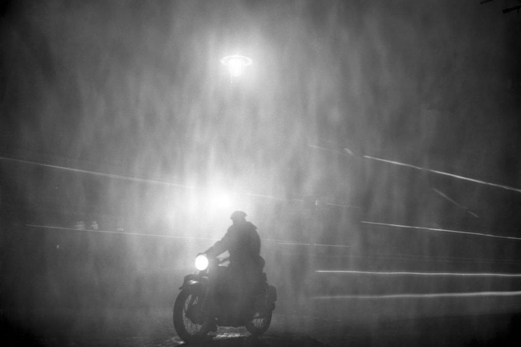 Motorcycle_in_Fog__TopFoto_The_Image_Wor