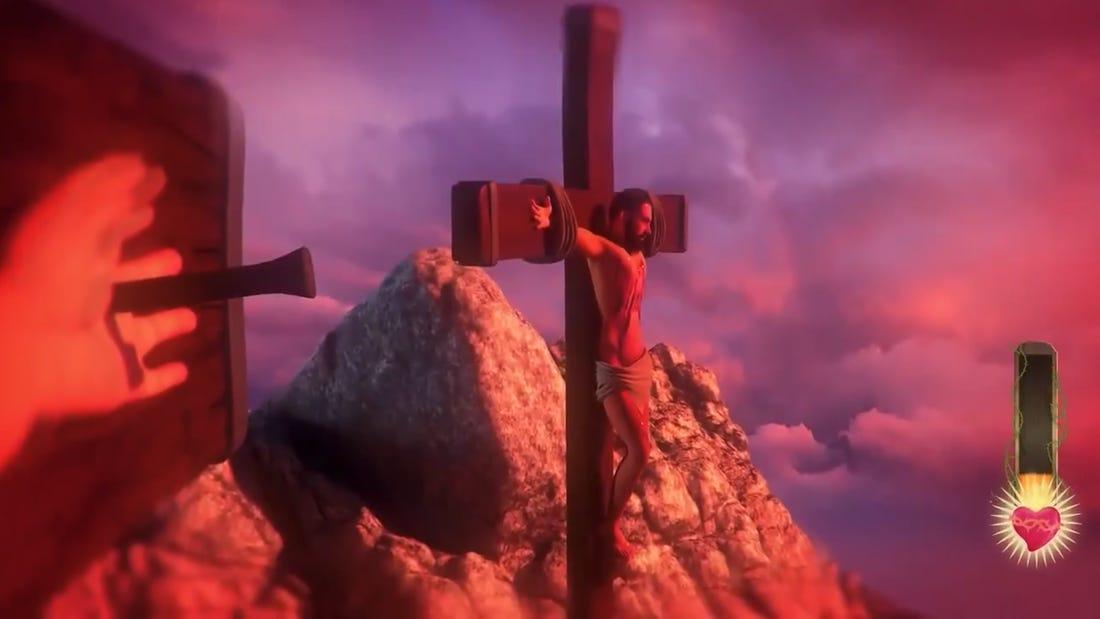 симулятор иисуса понедельник начинается с дичи disgusting men
