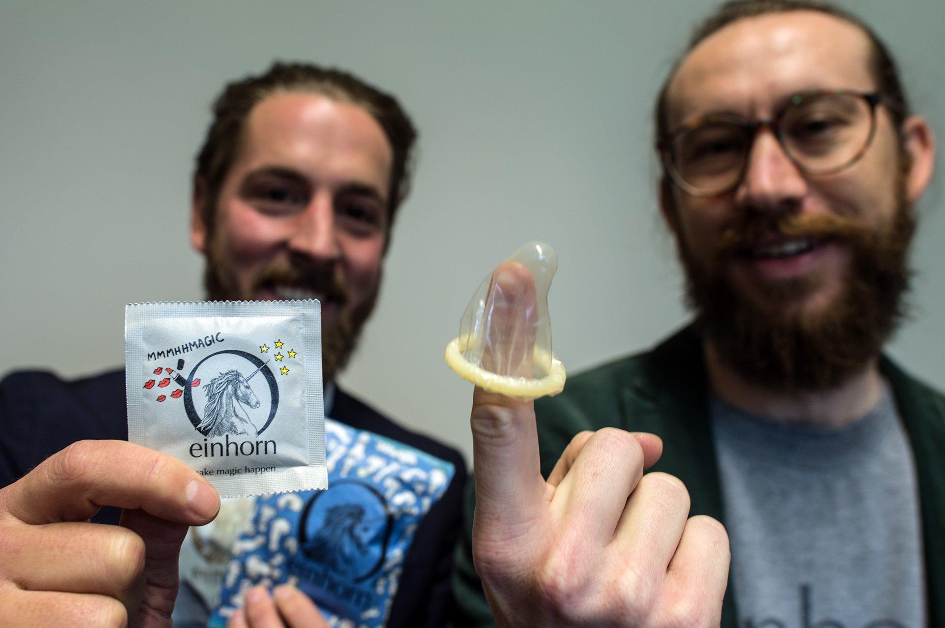 веганские презервативы einhorn отвратительные мужики disgusting men