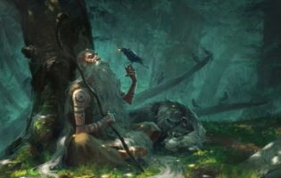 Залмоксис — Отвратительный мужик среди богов