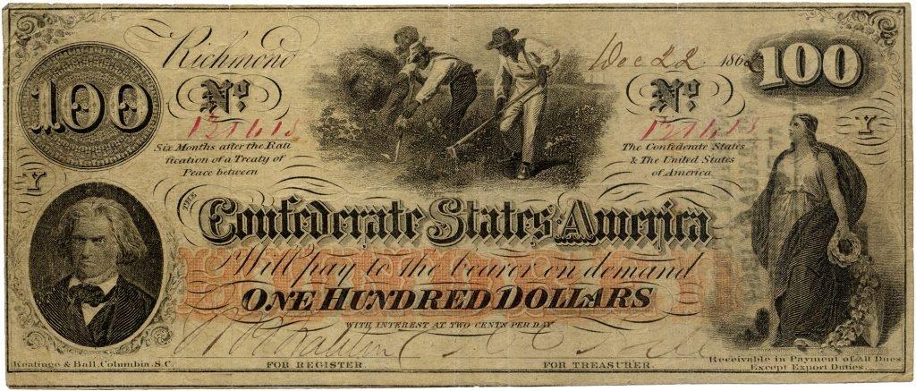 csa 10 Как рабовладельцы чуть не победили: занятные факты о Конфедеративных Штатах Америки