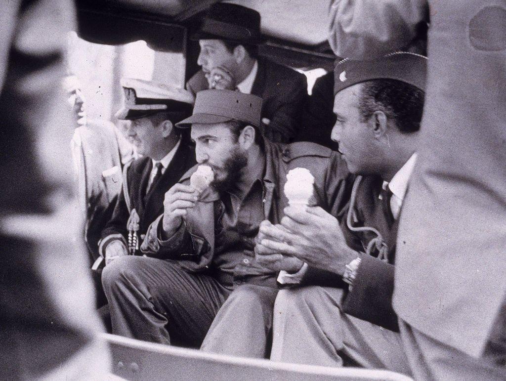 фидель кастро мороженое отвратительные мужики disgusting men