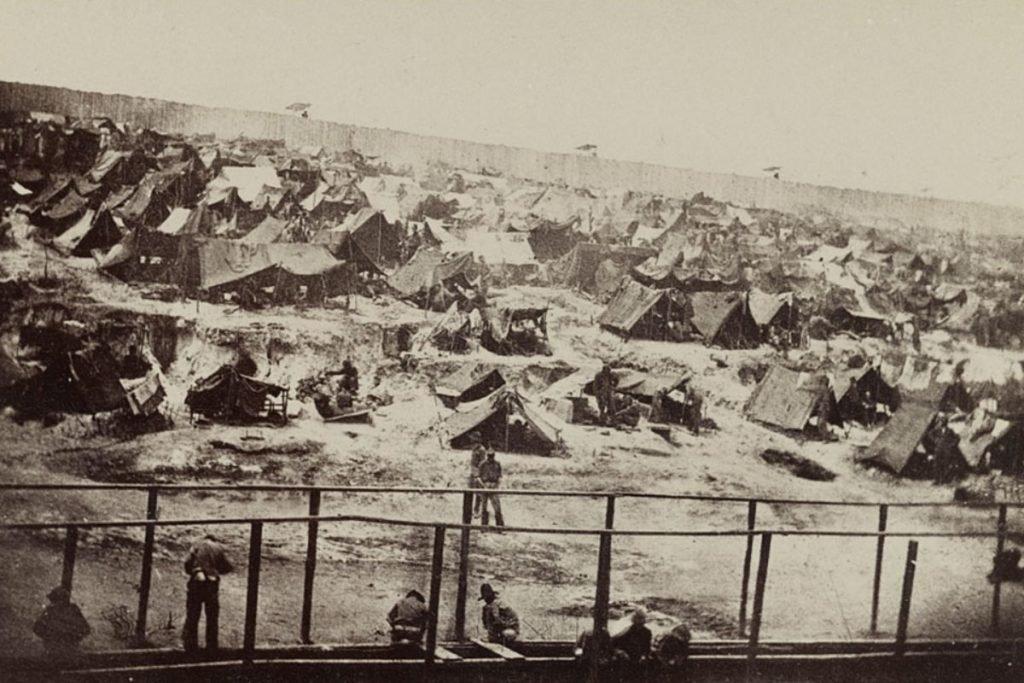Военная тюрьма Андерсонвилль
