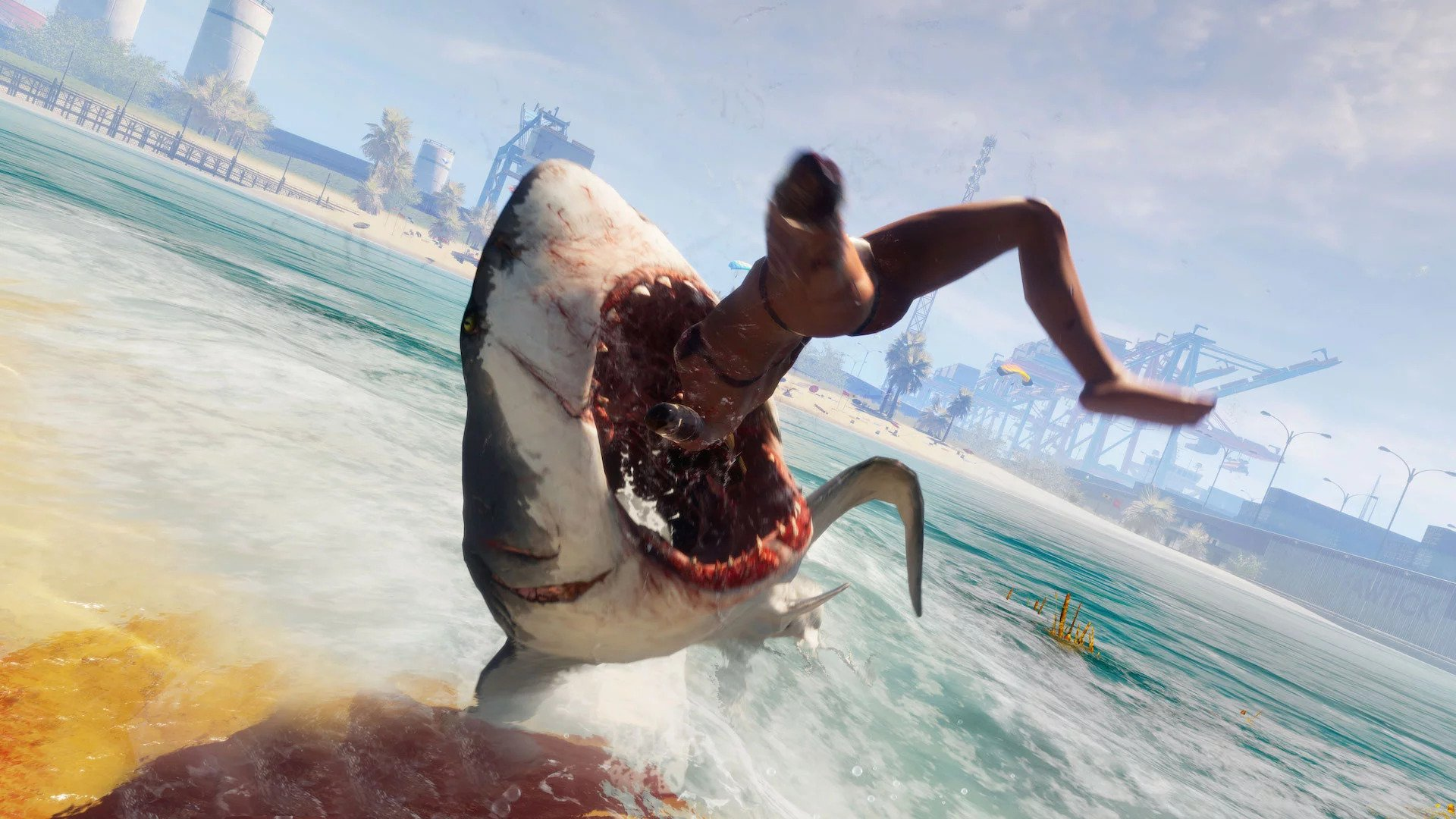 maneater симулятор акулы отвратительные мужики disgusting men