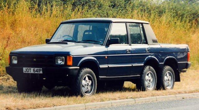 Range Rover conversions рэндж ровер конверсии отвратительные мужики disgusting men