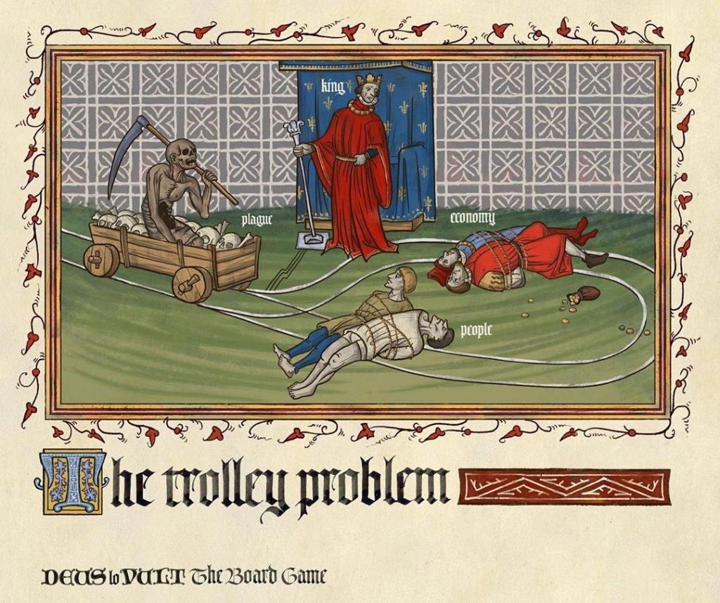 средневековые мемы крестоносцы настолка Deus lo Vult отвратительные мужики