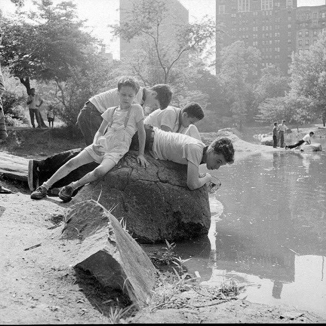 фото нью-йорк 50-х отвратительные мужики disgusting men
