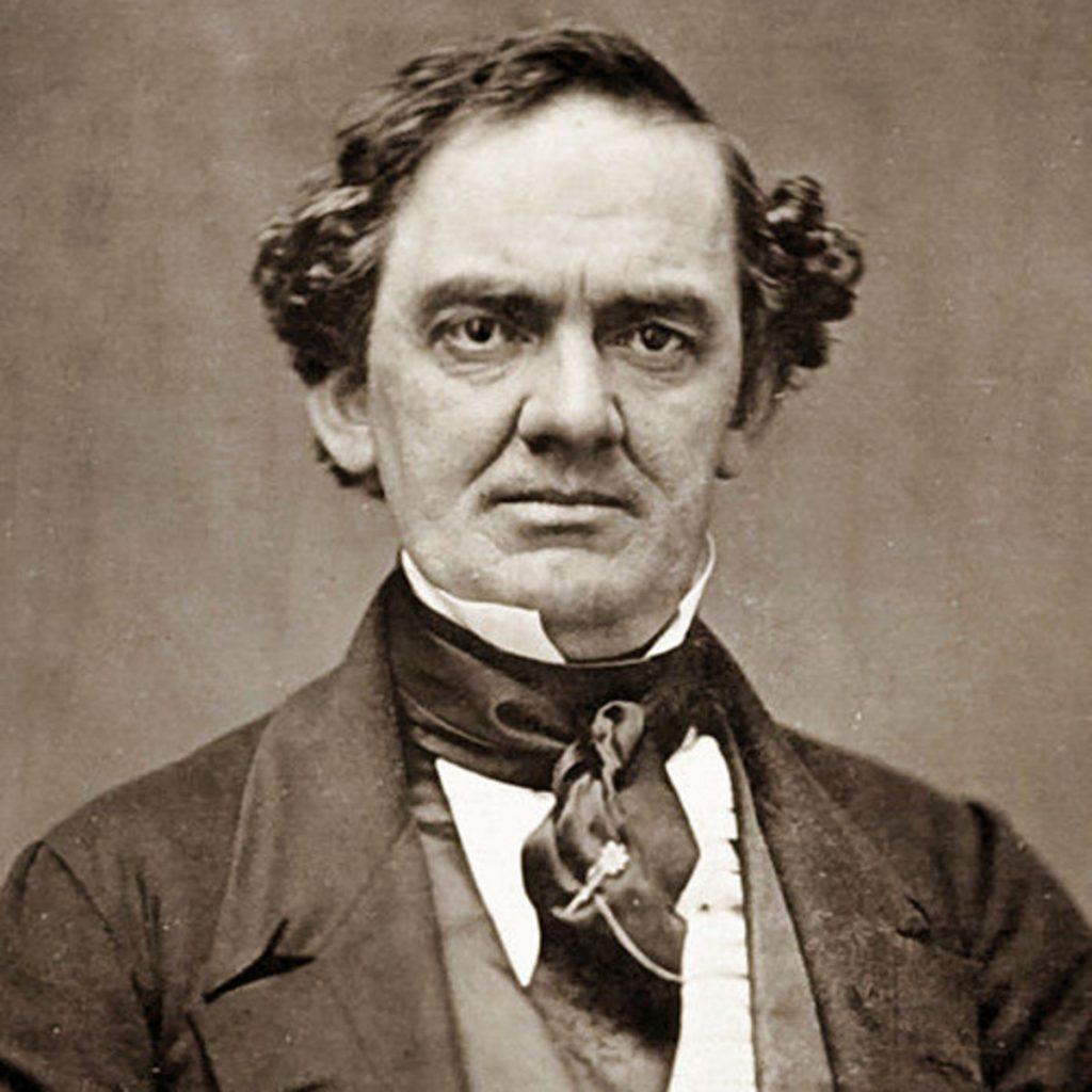 Финес Тейлор Барнум — один из крупнейших шоуменов США конца XIX века