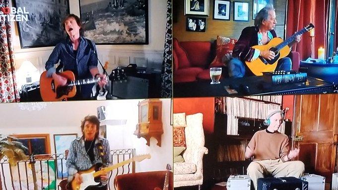 Rolling Stones карантин отвратительные мужики disgusting men