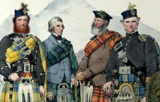 Модные Кэмпбеллы и дикие Макгрегоры: как выглядят представители разных шотландских кланов