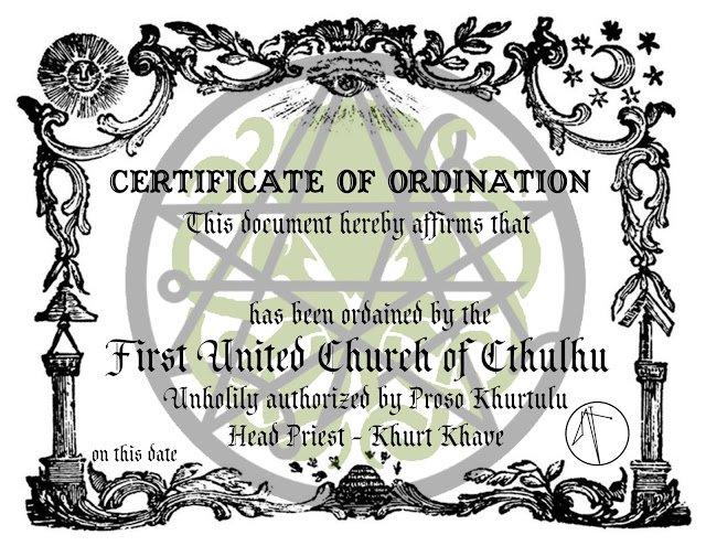 церковь ктулху отвратительные мужики