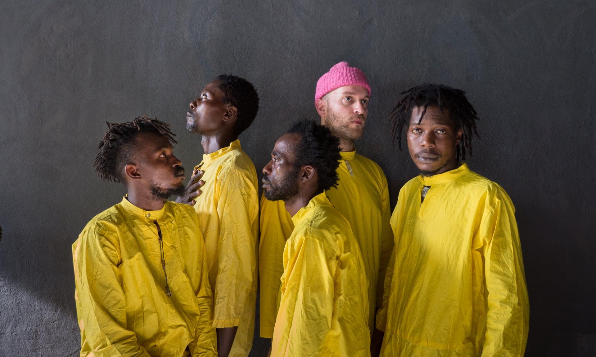 kokoko африканская музыка отвратительные мужики disgusting men