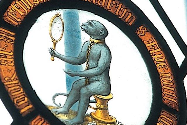 мартышка-онанист призрак обезьяны отвратительные мужики disgusting men