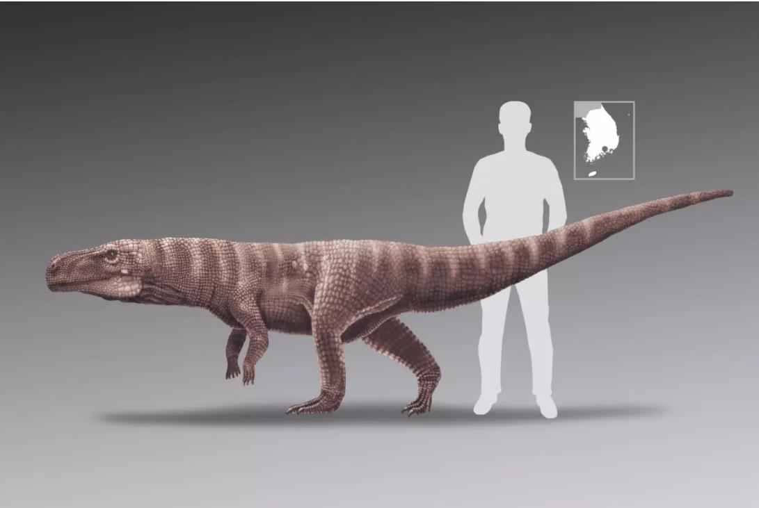 древний крокодил ходил на двух ногах крокодиломорф отвратительные мужики