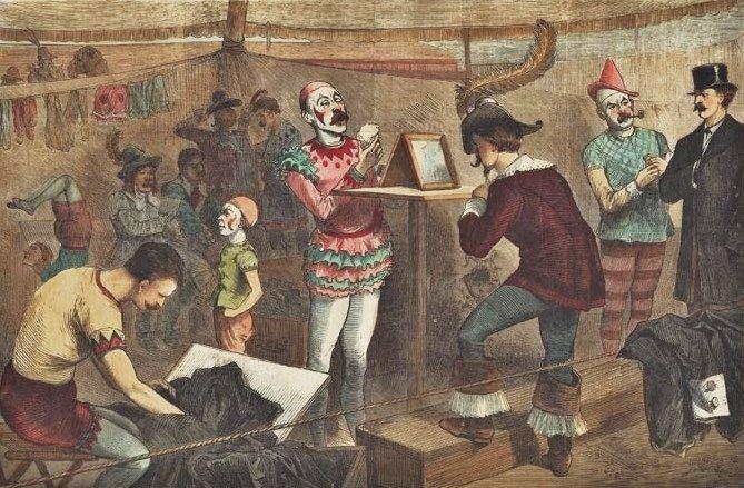 Бунт против клоунов и мятеж из-за голой задницы: самые безумные беспорядки в истории