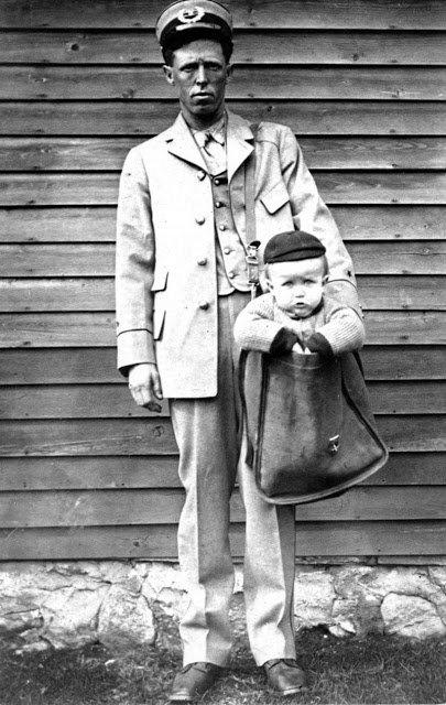 дети по почте сша