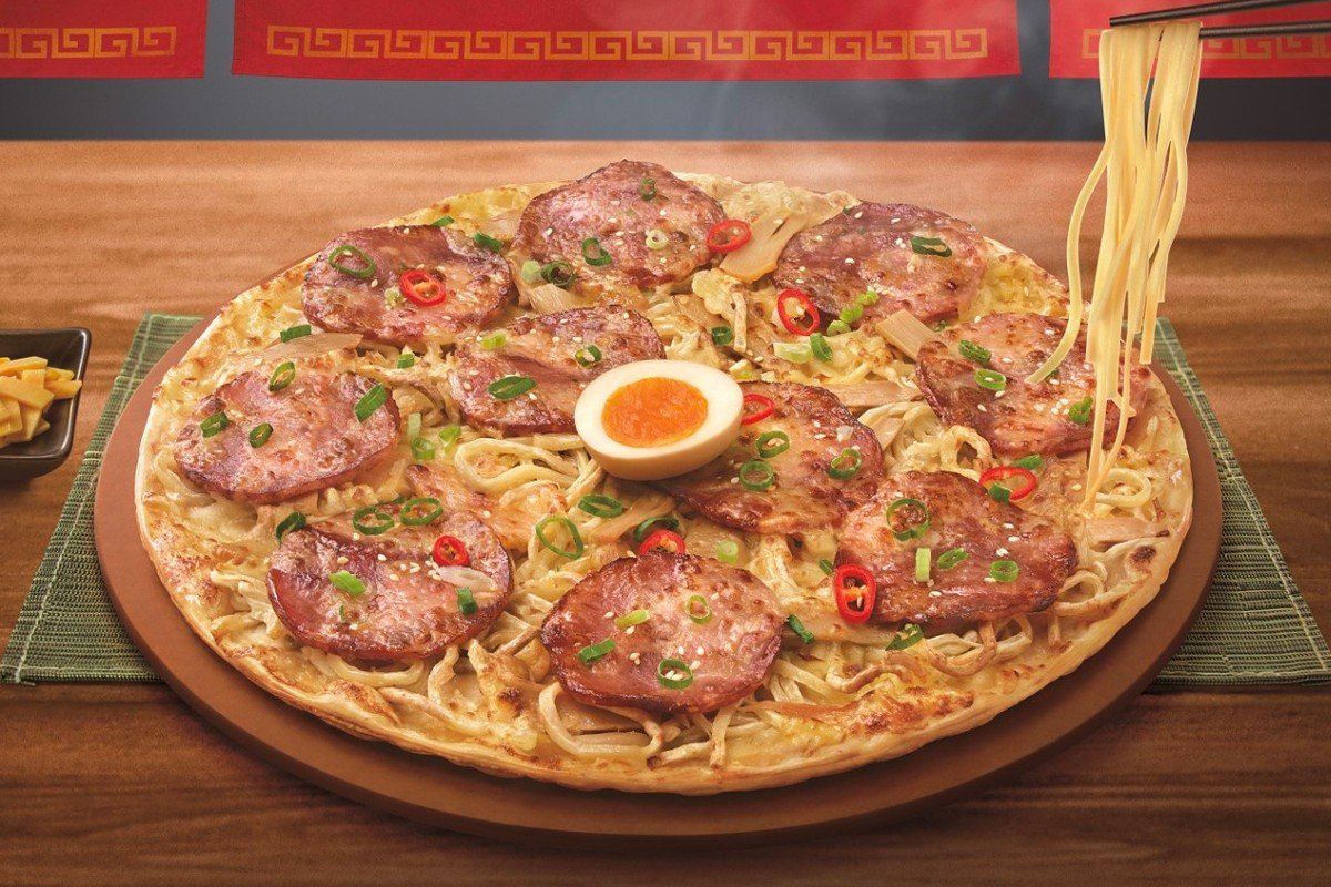 рамен пицца ramen pizza отвратительные мужики