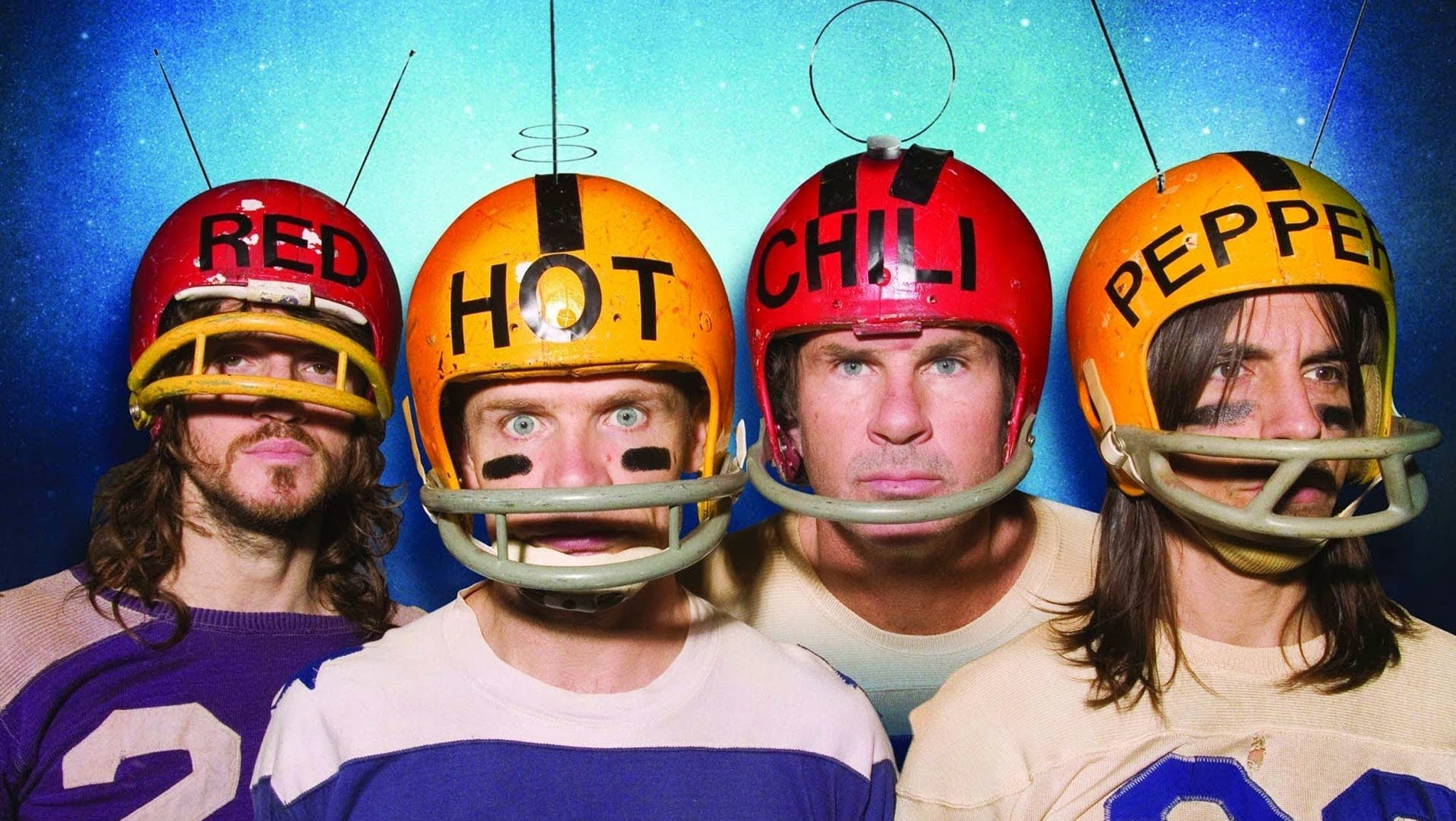музыка для секса red hot chili peppers