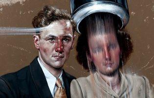Жутковато, забавно и очень странно: сюрреалистические портреты Эдди Стивенса