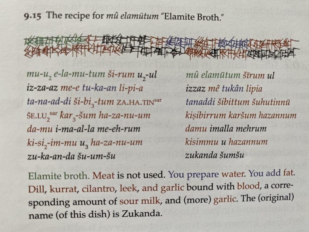 древние блюда древние рецепты шумерская кухня отвратительные мужики