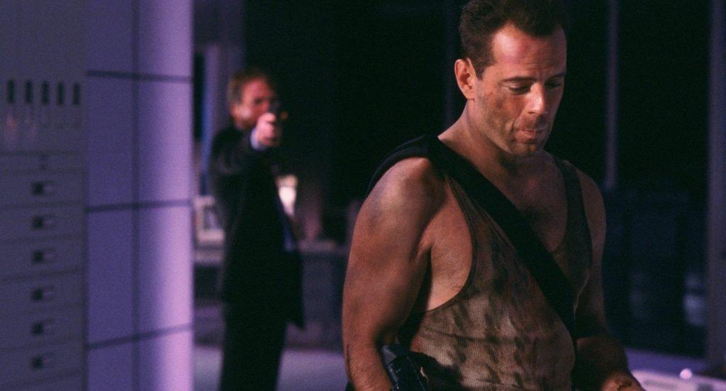 Крепкий орешек Джон Макклейн Die Hard