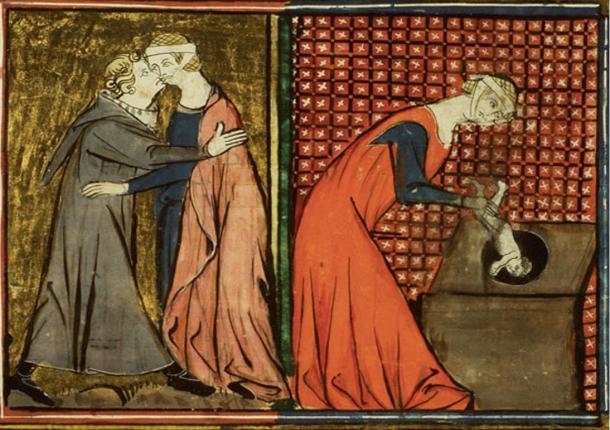 секс в средневековье отвратительные мужики disgusting men