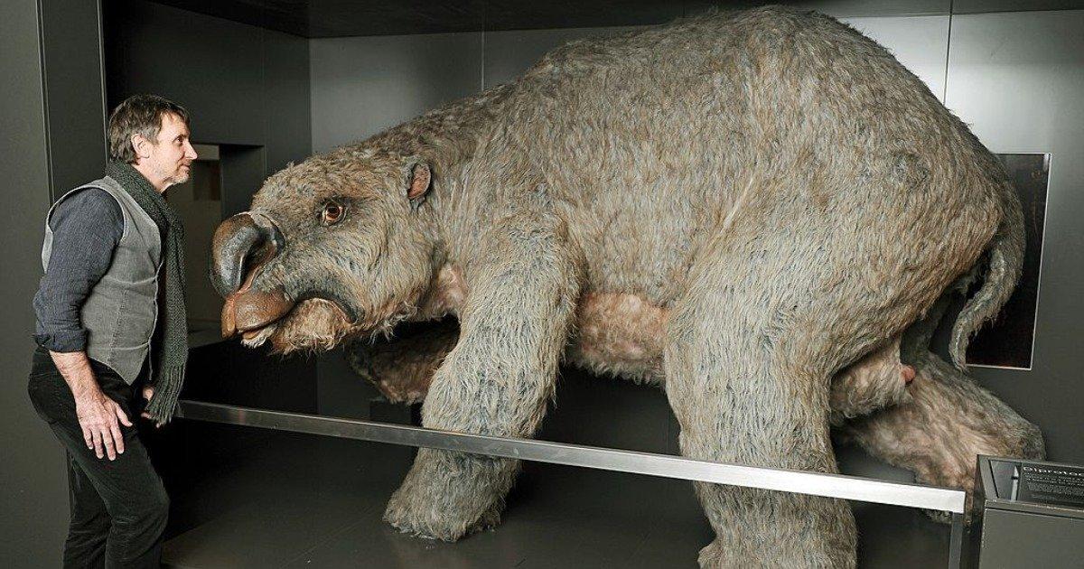 гигантский вомбат отвратительные мужики