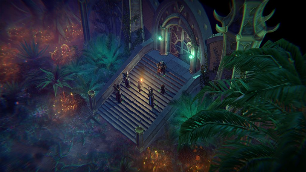 Pathfinder Kingmaker PS4 Xbox One PC Гид для новичков. Как играть