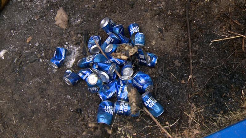 пиво bud light потушил пожар отвратительные мужики