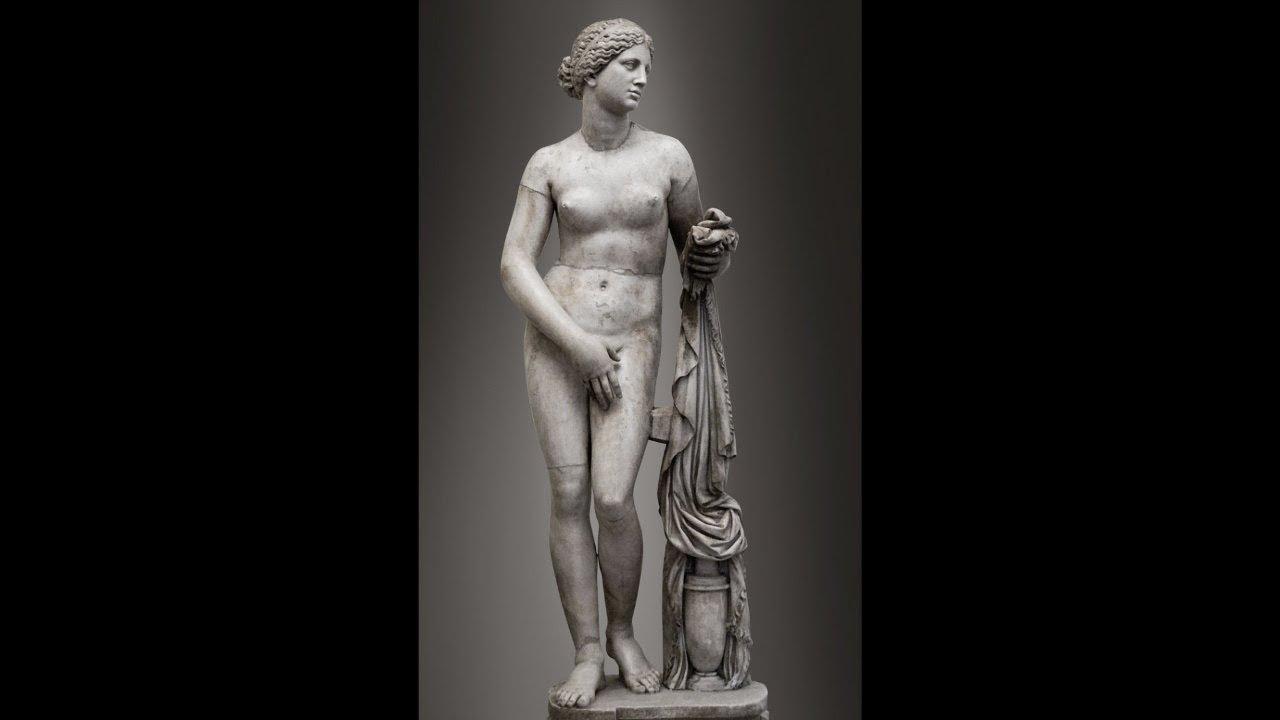 обнаженная статуя афродита книдская отвратительные мужики
