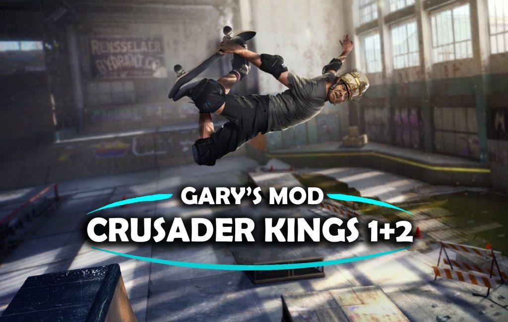 crusader kngs 3 мод скейт отвратительные мужики