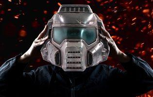 В продажу поступит шлем Думгая из первой Doom