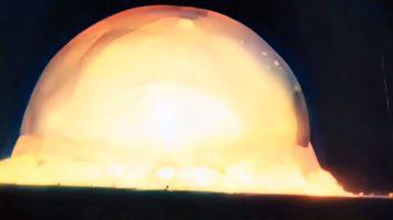 Мрачнейшие кадры: бомбежка Хиросимы и Нагасаки в Full-HD