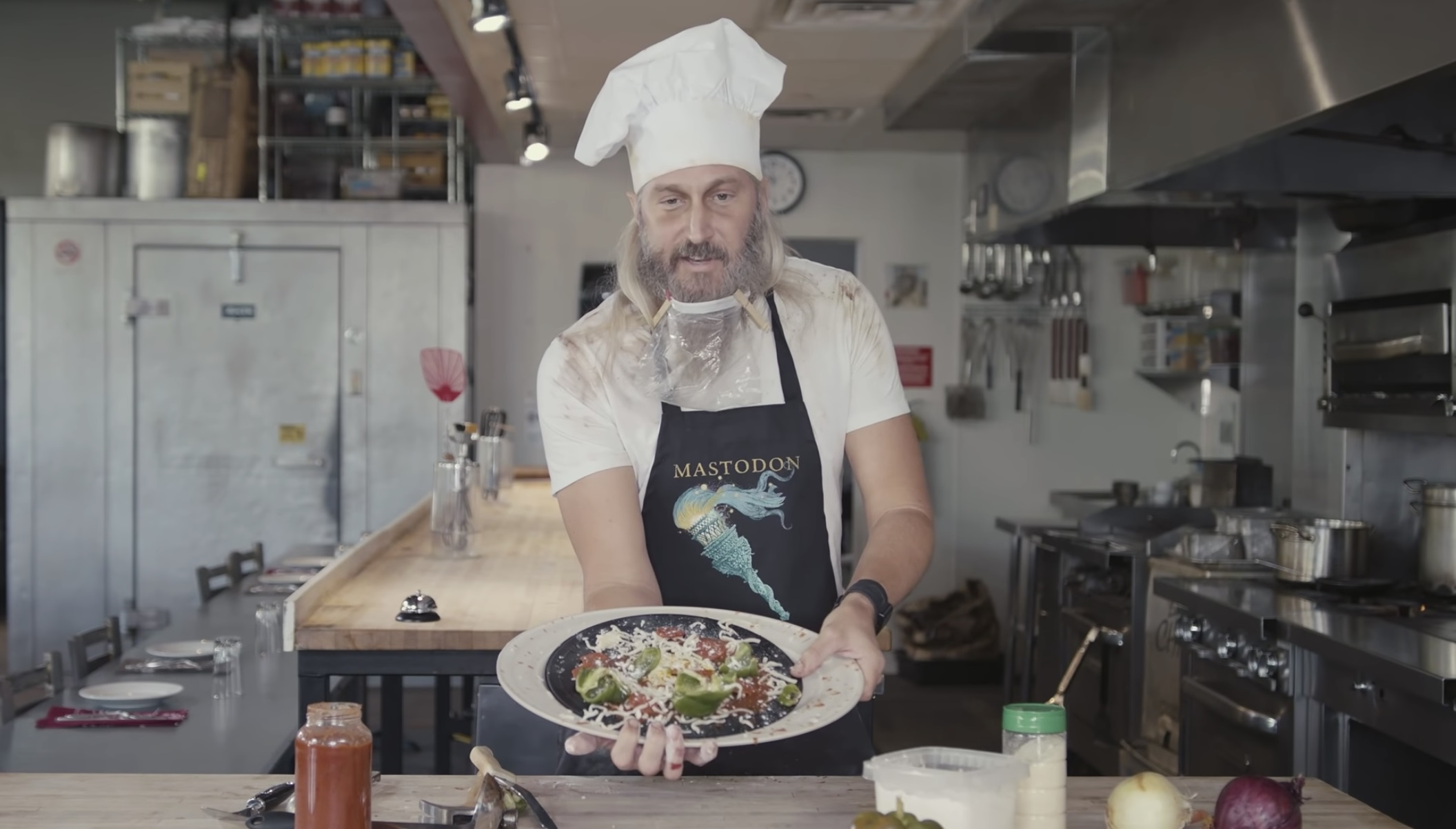 mastodon кулинарное шоу отвратительные мужики