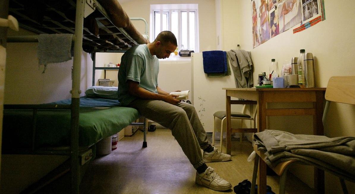 лейбл для заключенных criminal record
