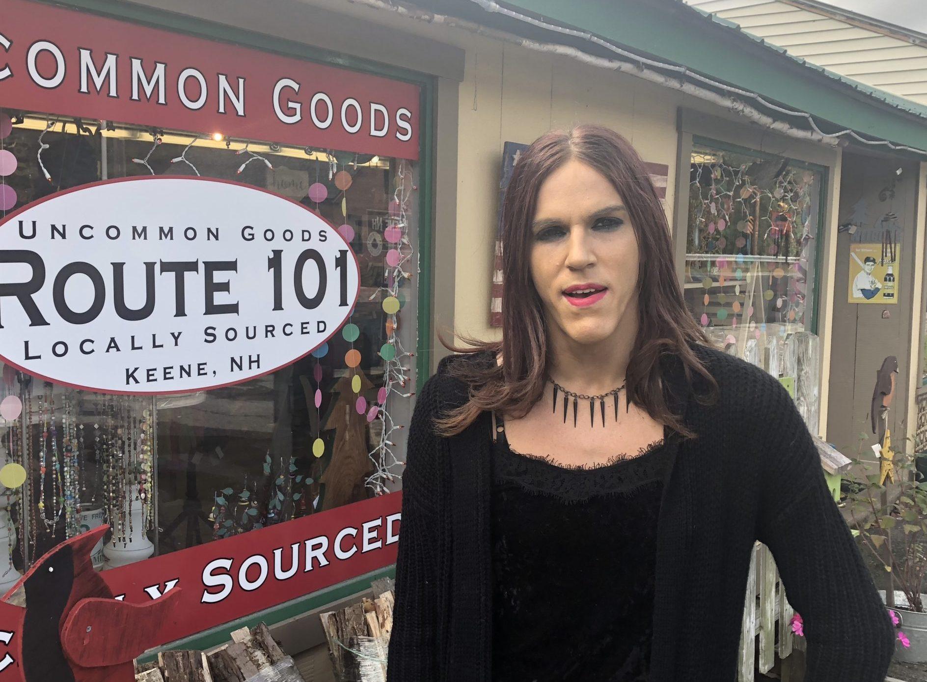 транссексуал сатанист кандидат от республиканской партии отвратительные мужики понедельник начинается с дичи