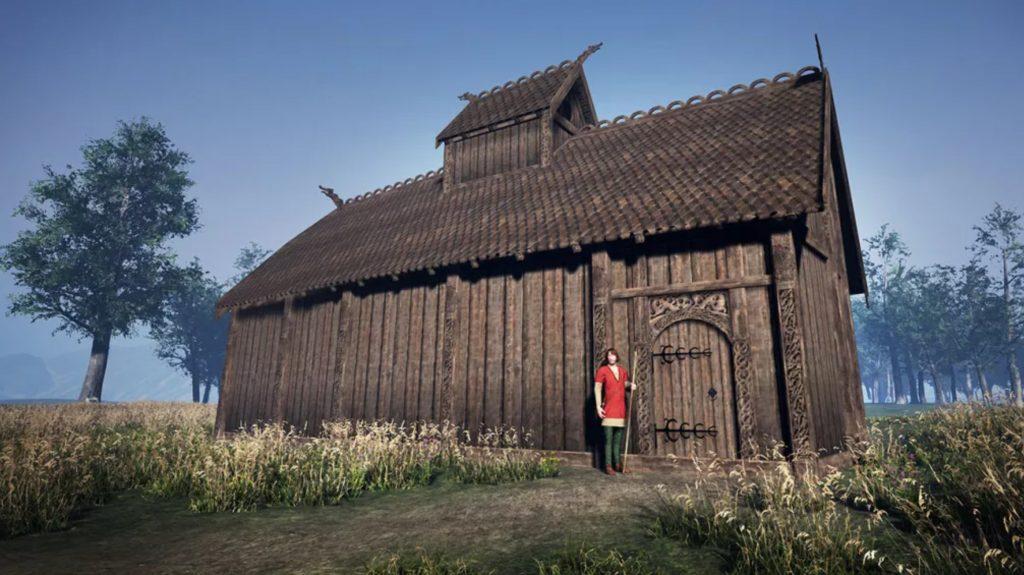 храм викингов храм одина отвратительные мужики