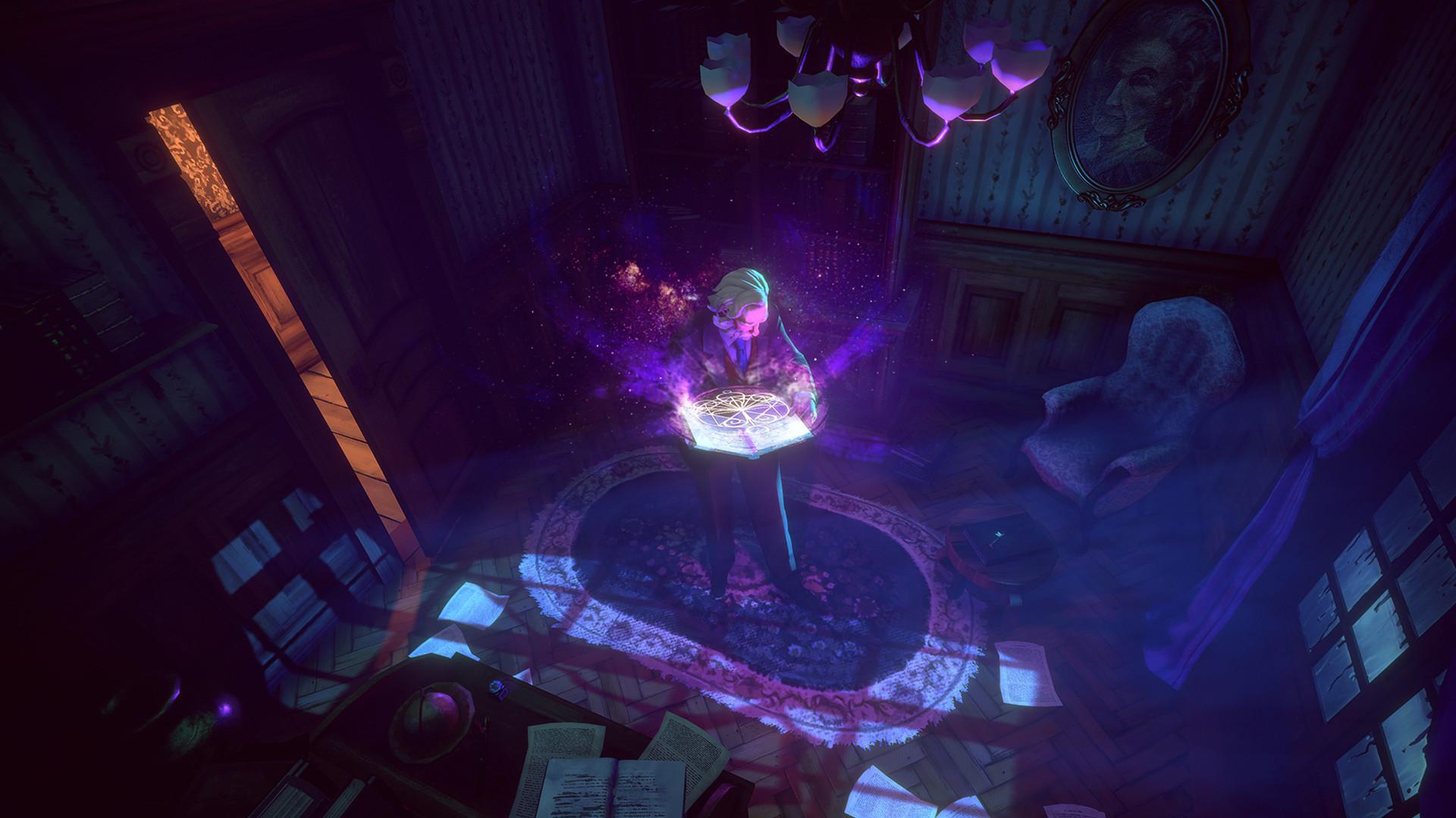 Arkham Horror: Mother's Embrace Ужас Аркхэма отвратительные мужики