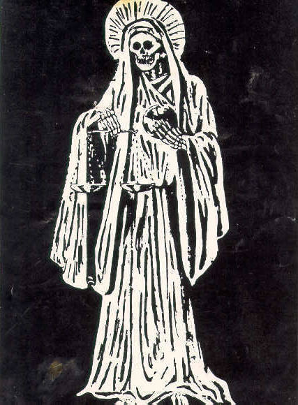 культ святой смерти сатанисты аргентина жертвоприношение отвратительные мужики