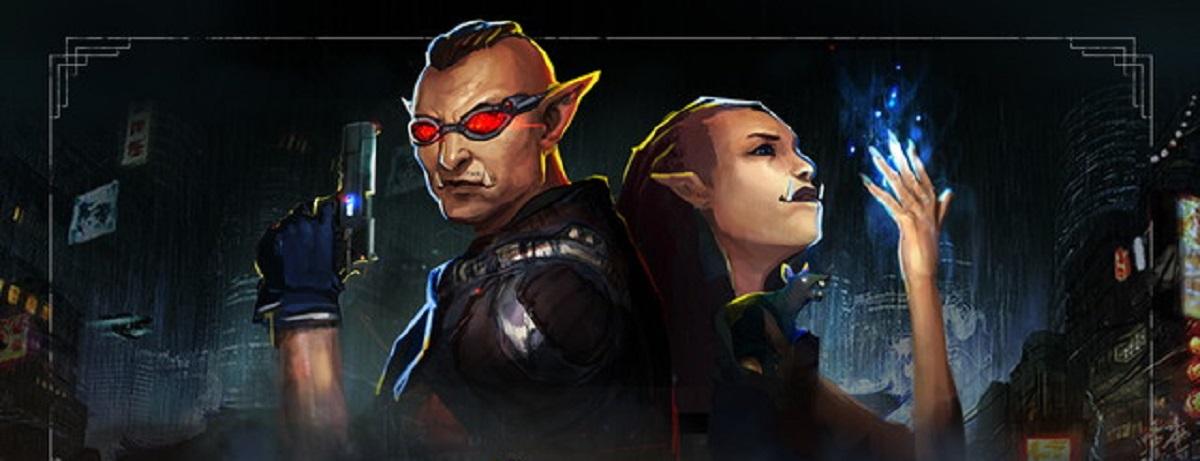 shadowrun рецензия киберпанк игры отвратительные мужики