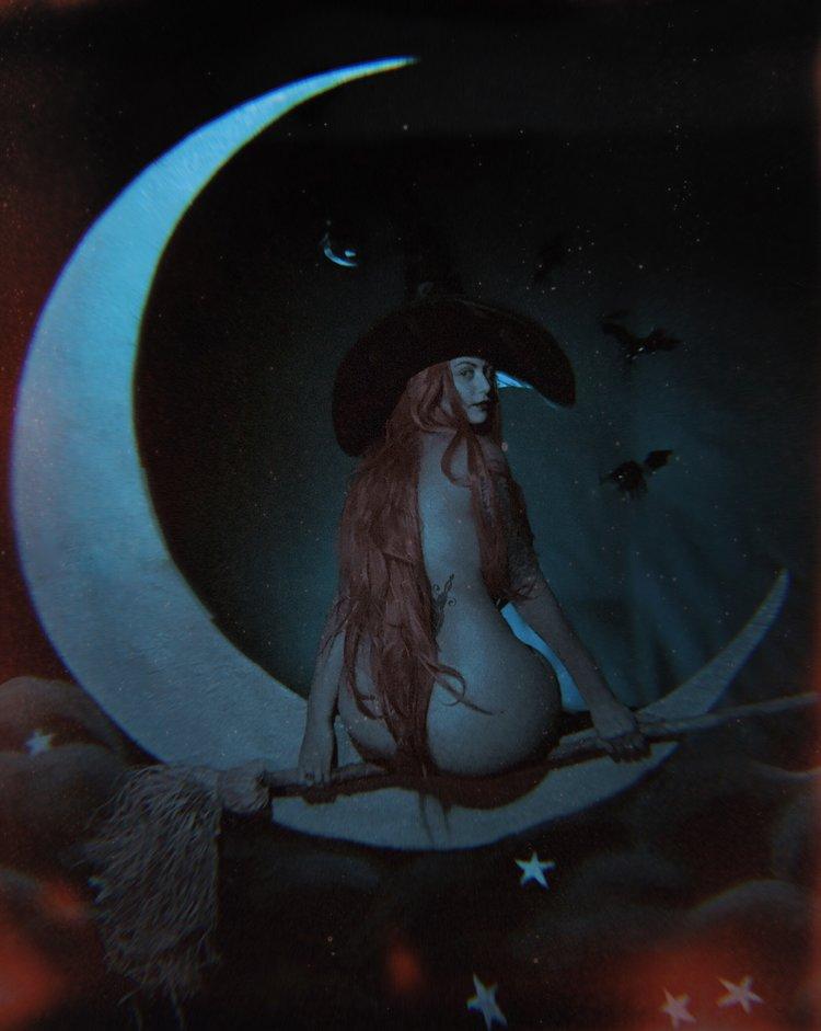 фетиш ведьмы хэллоуин отвратительные мужики