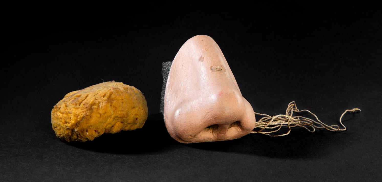 сифилис нос сифилитика протез носа музей вролика отвратительные мужики
