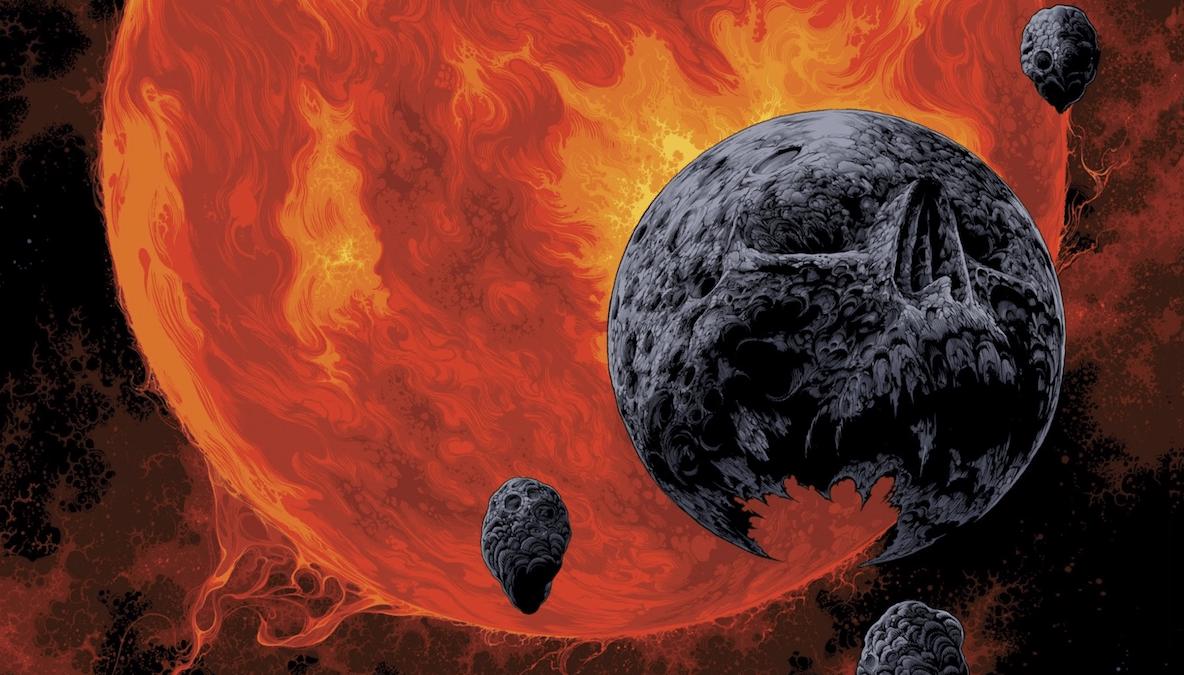 хоррор постеры космический хоррор NASA отвратительные мужики