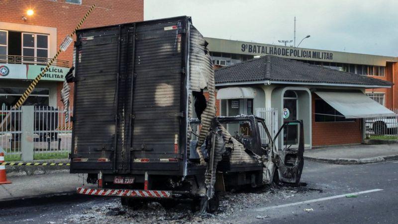 ограбление банка в бразилии ограбление года