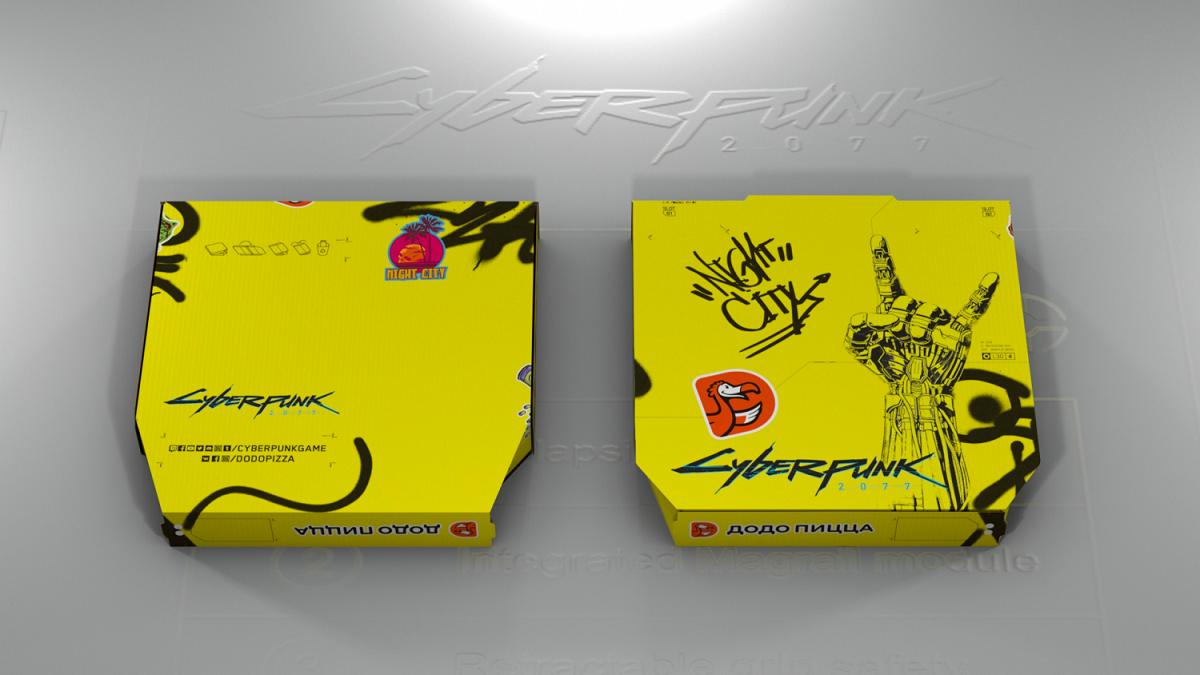 cyberpunk 2077 додо 2077 коробки