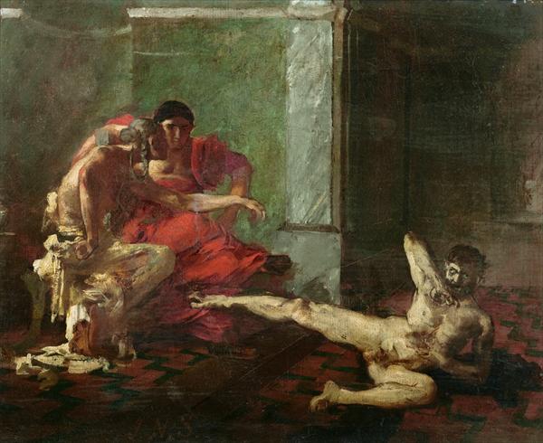 история отравлений локуста древнеримская отравительница лукуста отвратительные мужики