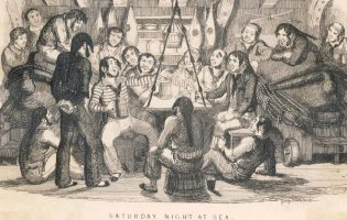 В тиктоке хором распевают морские песни: флешмоб запустил почтальон из Шотландии