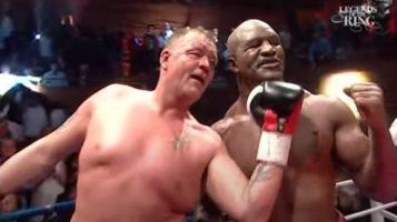 Как Холифилд бился в 48, а Кен Шемрок — в 52: самые «возрастные» бои в истории